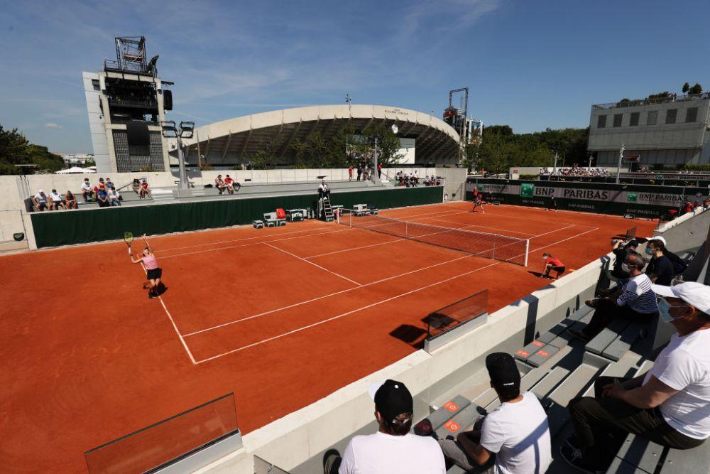 Cea mai rapida! Ana Bogdan a castigat primul meci de la Roland Garros 2021: si-a distrus adversara in doar 66 de minute. Va juca cu Patricia Tig sau Naomi Osaka in turul 2