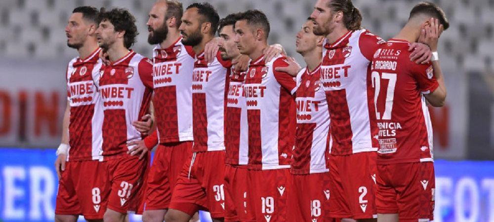Ce lovitura pregateste Mititelu Jr.! FCU Craiova negociaza cu unul dintre fotbalistii care au impresionat la Dinamo in playout