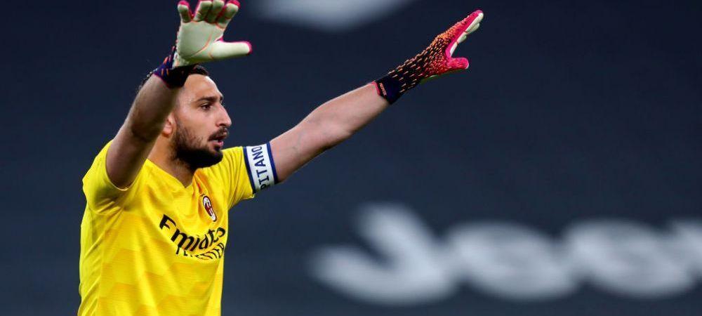 Juventus ii face un contract urias! Cat poate castiga Donnarumma daca va semna cu echipa lui Ronaldo si Dybala