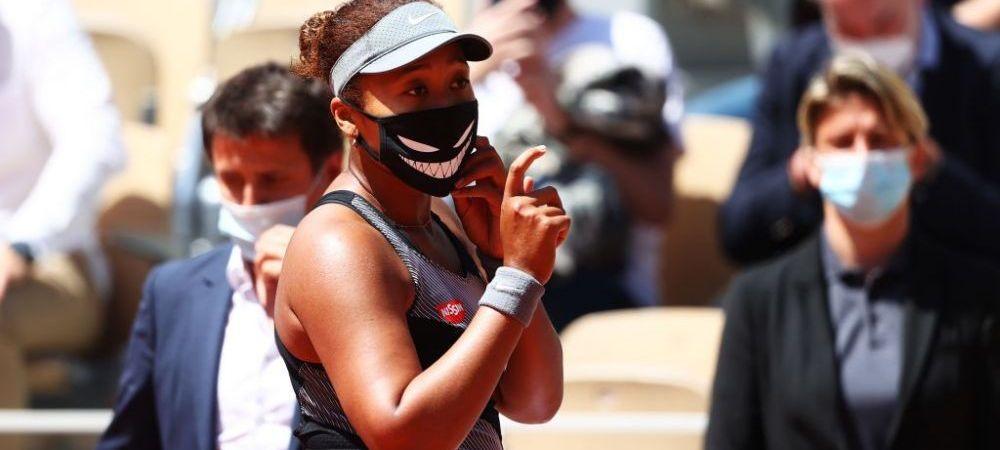 Sefii tenisului s-au aliat impotriva numarului 2 WTA, Naomi Osaka si o avertizeaza cu descalificarea din turneu, suspendari si amenzi grase: motivul conflictului