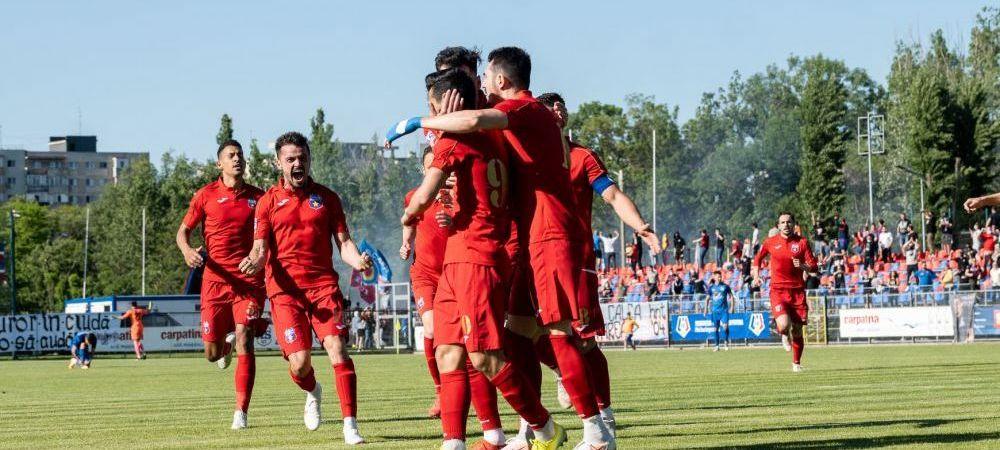 """""""Nu avem drept de promovare in Liga 1"""" Anunt bomba al lui Bumbescu dupa ce Steaua a promovat in Liga 2! Motivul pentru care nu ar putea ajunge in prima liga"""