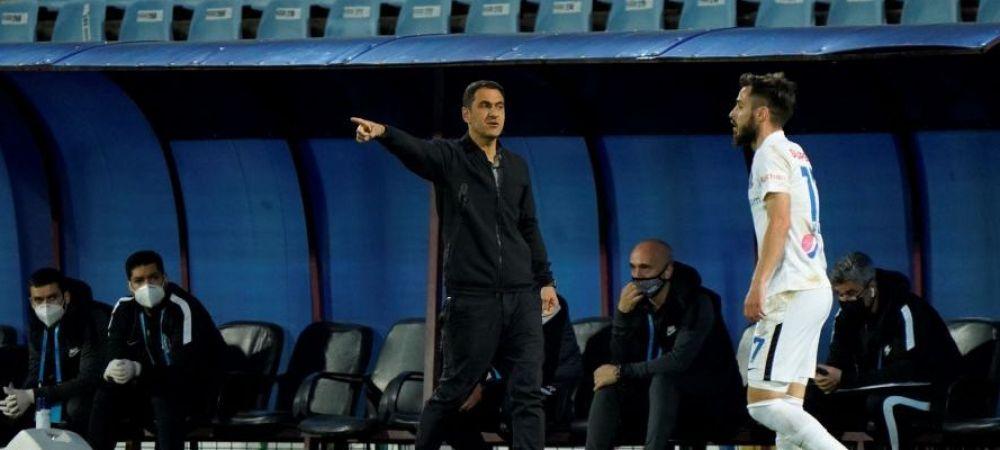 Catalin Anghel a vorbit despre viitorul sau la echipa dupa ce Viitorul a ratat calificarea in Conference League
