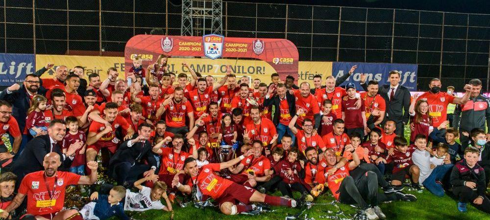 Patru cluburi din Romania, calificate in cupele europene! CFR Cluj joaca in preliminariile Champions League! FCSB, Craiova si Sepsi, dueluri in preliminariile Conference League