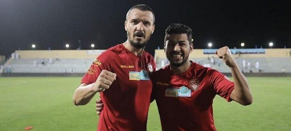 Budescu s-a salvat de la retrogradare in Arabia Saudita! Victorie pentru Damac in ultima etapa. Echipa lui Reghecampf a pierdut