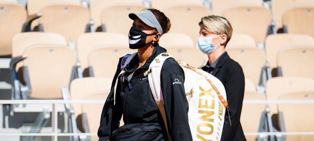 """Ies la iveala detalii care spun totul despre Naomi Osaka, in plin scandal cu sefii tenisului: """"Nu stie sa se explice, dar toata lumea, inclusiv familia i-a spus ca e slaba pe zgura."""""""