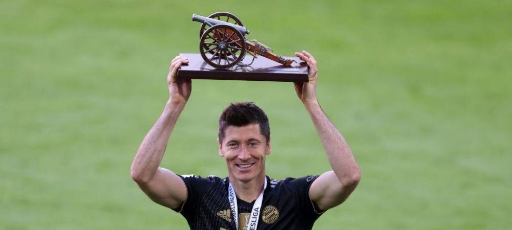"""Pleaca Lewandowski de la Bayern?! """"Raman deschis provocarilor!"""" Ce spune polonezul despre viitorul sau"""