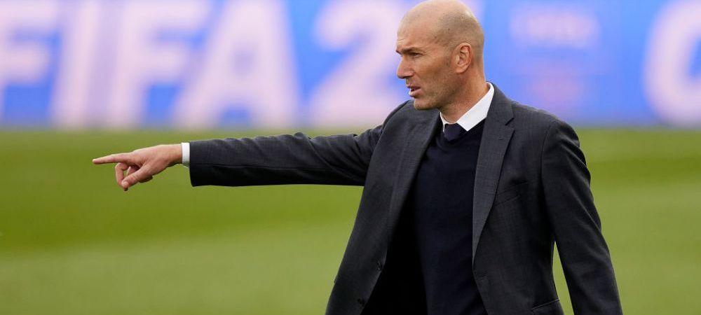 """Zidane a explicat de ce a plecat de la Real: """"Am senzatia ca aceste lucruri nu au fost apreciate!"""" Atac dur la adresa lui Perez"""