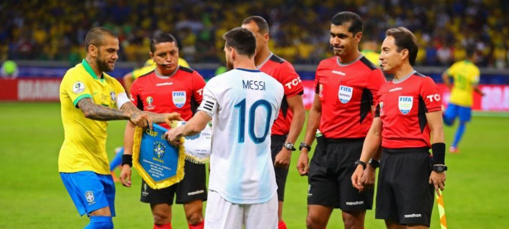 Copa America din vara se va desfasura in Brazilia! Anuntul de ultima ora al CONMEBOL