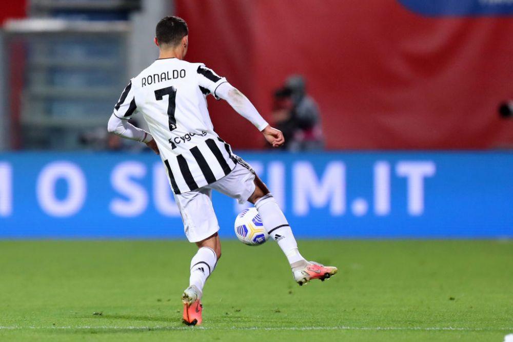 Ronaldo nu se mai opreste din castigat!
