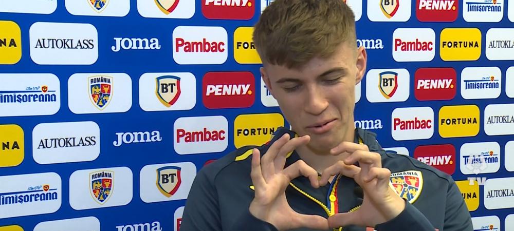 """""""Ronaldo e cel mai bun sportiv al tuturor timpurilor!"""" Tavi Popescu, raspunsuri complete. Ce super erou viseaza sa fie si cine i-a facut cadou primul echipament"""