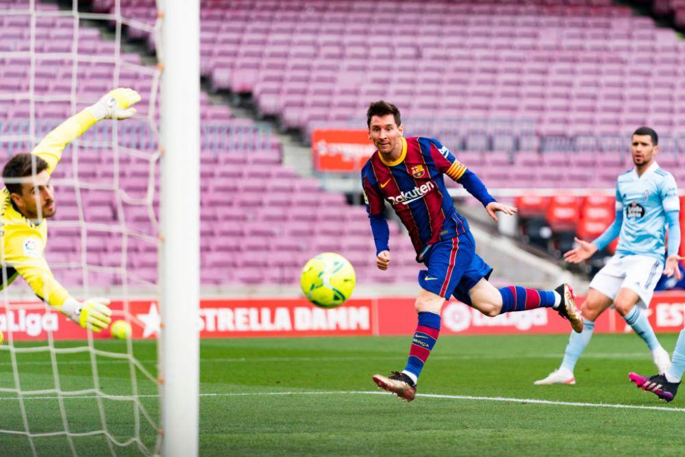 Englezii anunta ca Messi va ramane la Barcelona! Pe ce perioada ar putea semna prelungirea contractului