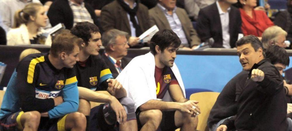 Stirea momentului in sportul romanesc! Antrenorul care lasa Barcelona pentru a veni la Dinamo a fost prezentat