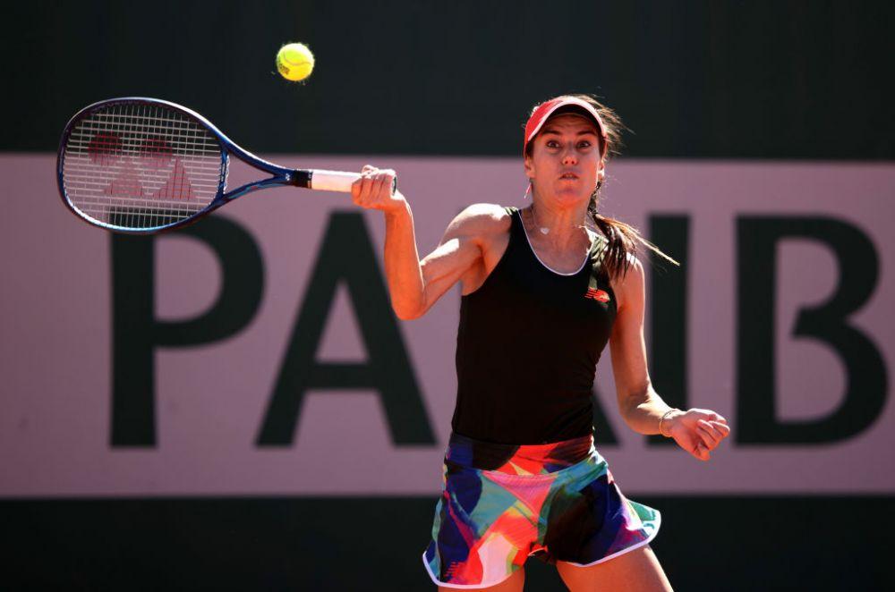 LIVE DE LA 12:00   Dupa un prim tur perfect, Sorana Cirstea se bate cu Trevisan pentru calificarea in turul 3: blockbuster-ul Mihaela Buzarnescu vs. Serena Williams se joaca dupa ora 17