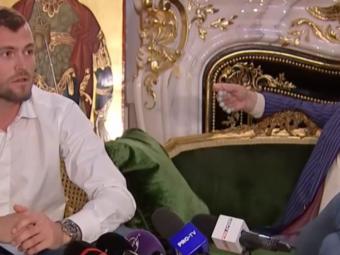"""""""O sa-i spun intre patru ochi la ce sa aiba grija!"""" Andrei Cristea, sfaturi pentru noul transfer al FCSB-ului"""