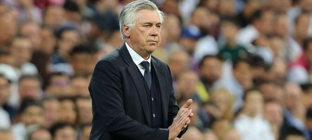 Ancelotti, primele mutari dupa ce a fost anuntat oficial la Real! Contract nou pentru un jucator si negocieri cu Sergio Ramos
