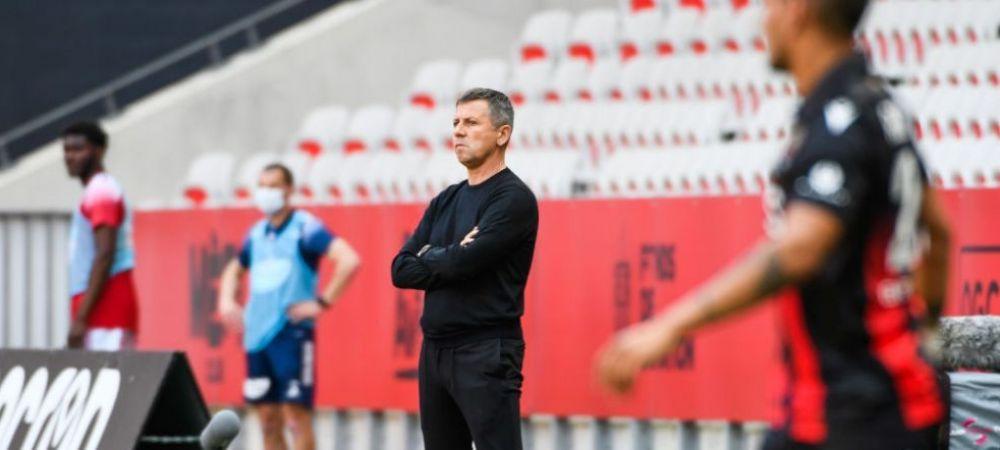 Adrian Ursea, pe lista unui club din Franta! Tehnicianul roman ar putea ramane in Ligue 1 si in sezonul urmator