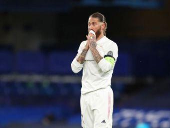 """Sergio Ramos, contre cu sefii Realului! Capitanul """"galacticilor"""" a incercat sa-si convinga colegii sa nu accepte diminuarea salariului"""