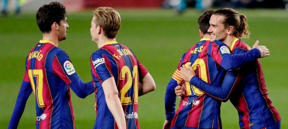 Laporta face curatenie! Fotbalistul pe care Barca se pregateste sa-l trimita in Portugalia dupa transferul lui Aguero