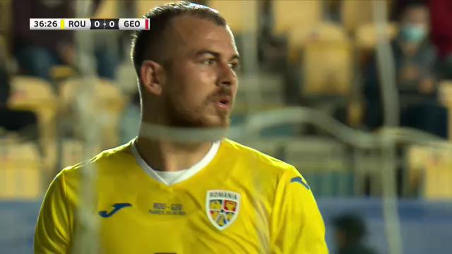 """""""Fotbalul e un joc pentru barbati!"""" Denis Alibec, desfiintat de un fost atacant al nationalei"""