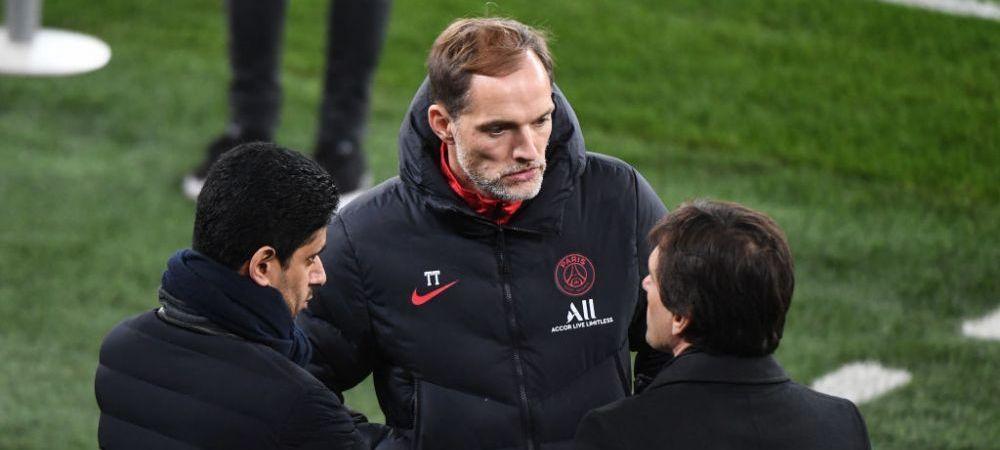 """""""Am facut bine cand l-am dat afara pe Tuchel!"""" Reactia lui Leonardo dupa ce fostul antrenor al lui PSG a castigat Champions League cu Chelsea"""