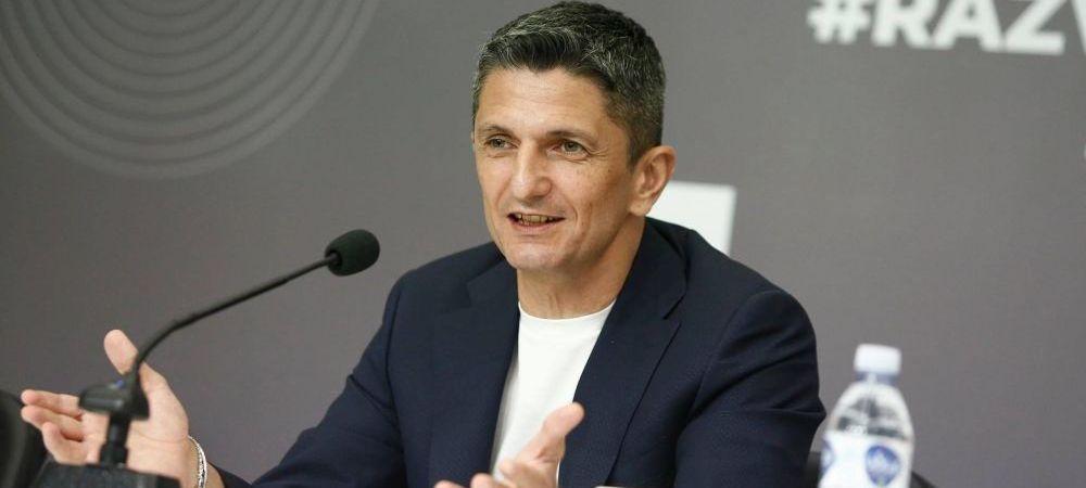 Razvan Lucescu, prezentat oficial la PAOK! Ce a declarat antrenorul roman si clauza uriasa pe care o are