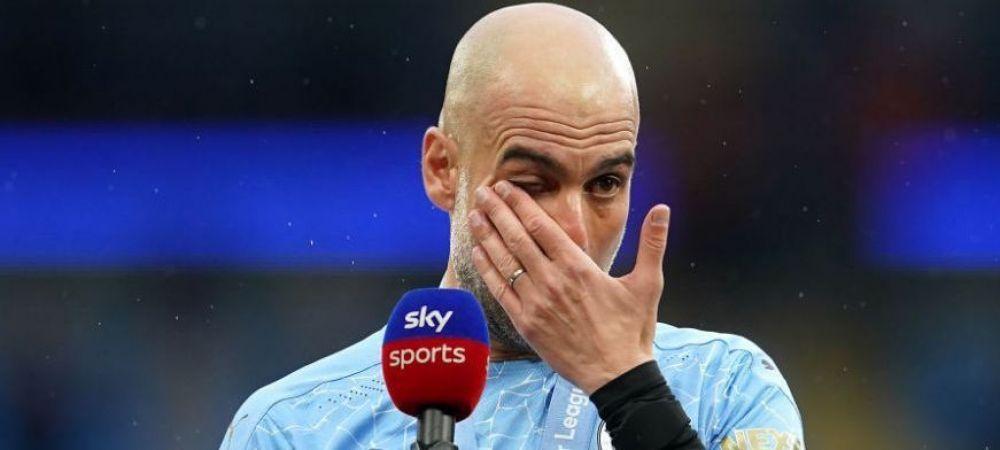 """""""Nu cred in lacrimile lui! Nu l-a vrut niciodata pe Kun!"""" Atac dur la adresa lui Guardiola! Ce a spus tatal lui Aguero"""
