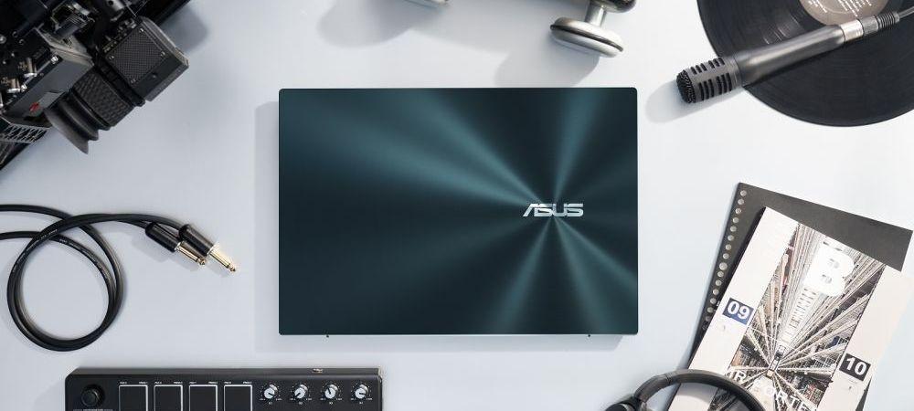 (P) Un laptop care tinteste si cucereste prima pozitie: ASUS ZenBook Pro Duo 15 OLED (UX582)