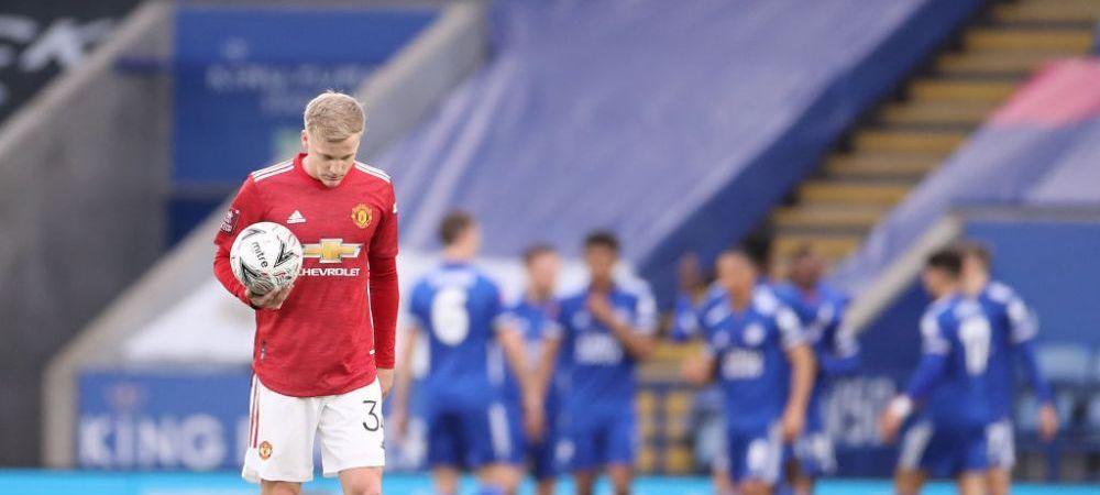 """Van de Beek, tot mai aproape de plecarea de la United: """"Nu se potriveste acolo!"""" Ce echipa de top a pus ochii pe el"""