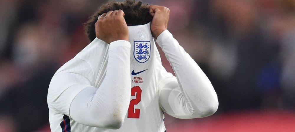 Trent Alexander-Arnold s-a accidentat grav si va rata Euro 2020! Cine il va inlocui pe fundas in lotul Angliei