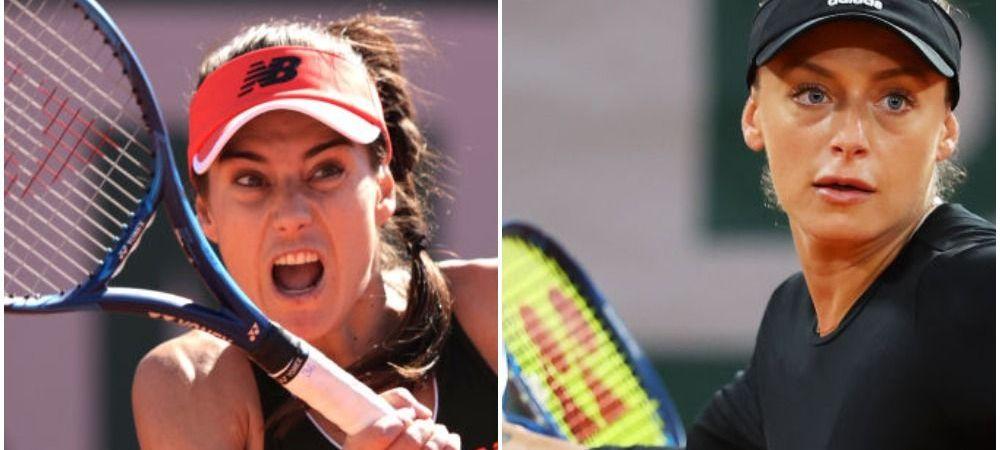 Steaua - Rapid 2.0? :) Sorana Cirstea si Ana Bogdan s-ar putea intalni intr-un sfert de finala 100% romanesc la Roland Garros: conditiile pentru ca visul sa devina realitate