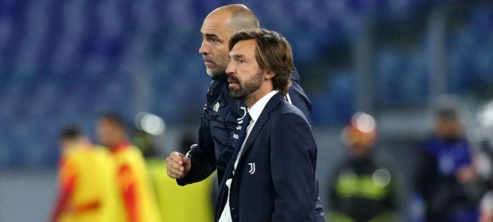 """Un membru din staff-ul lui Juventus ii critica pe sefi: """"Ne dau afara fara niciun motiv, nu voi mai fi antrenorul secund al nimanui!"""" Ce crede despre demiterea lui Andrea Pirlo"""