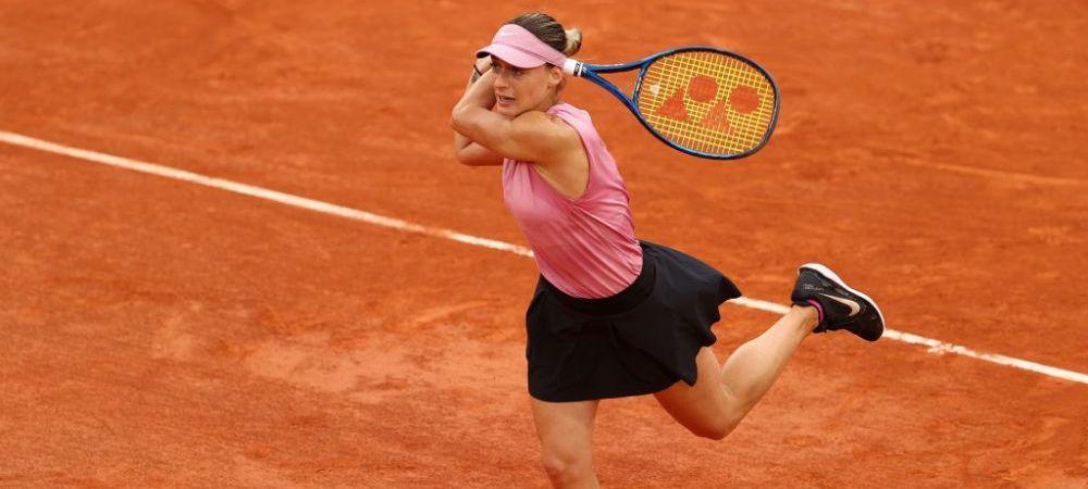 Ana Bogdan a pierdut meciul turneului la Roland Garros cu Paula Badosa, 6-2, 6-7, 4-6 dupa 2 ore si 50 de minute de joc!Bogdan a ratat minge de meci in setul 2