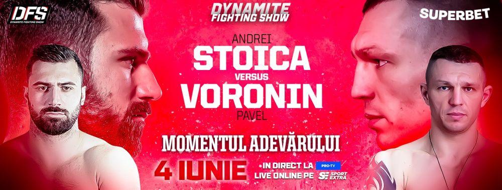 ACUM LIVE VIDEO: Momentul Adevarului! Andrei Stoica se bate in gala lui Morosanu!