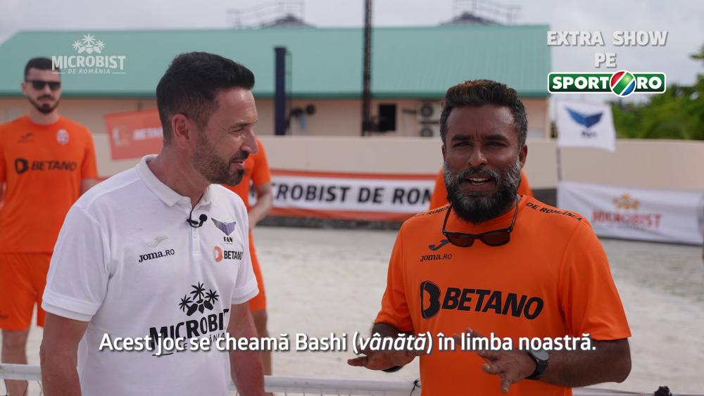 VIDEO GENIAL! CFR si U Cluj, razboi in Maldive! :)) Ce au facut luptatorii trimisi de cele doua echipe la turneul suprem al fanilor