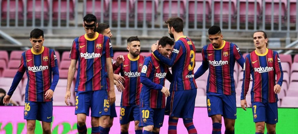 Barcelona vrea sa dea o noua lovitura pe piata transferurilor! Inlocuitorul lui Jordi Alba a fost ochit! Pe cine vrea sa aduca