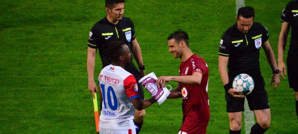 Impresarul lui Ongenda vorbeste despre posibila plecare a fotbalistului! Ce spune de interesul CFR-ului