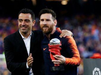 """Xavi recunoaste ca putea antrena pe Barcelona! """"A fost dificil, dar am refuzat de doua ori"""""""