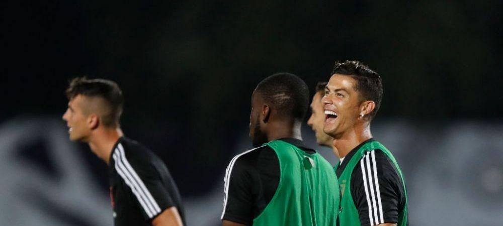 """""""Nu o sa spun ca el e cel mai bun jucator din Serie A!"""" Cristiano Ronaldo, atacat de un adversar din Italia"""