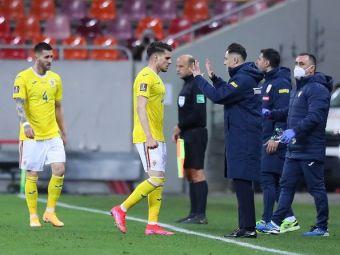 """Radoi, luat la misto in direct pe comentariul meciului nationalei U23: """"Dupa ce o sa-i bata si pe englezi, vine sa conduca echipa asta"""""""