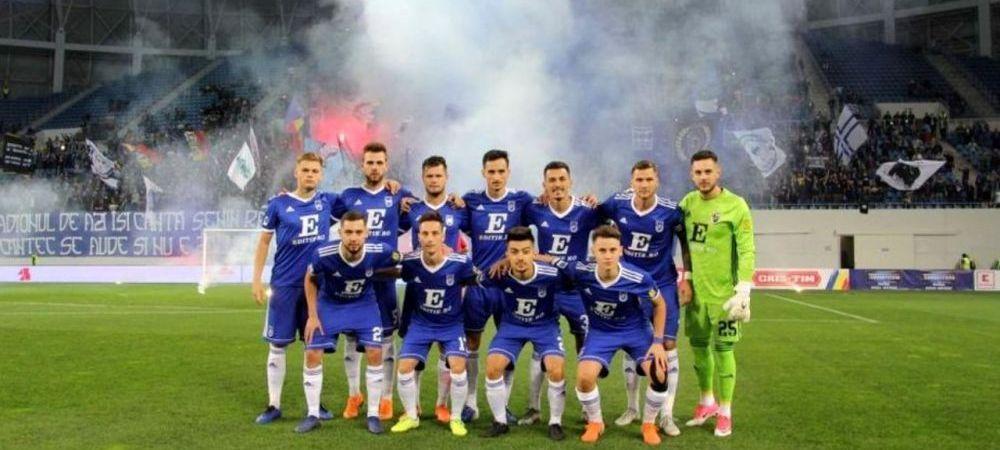 Patru jucatori ai lui FCU Craiova au primit o veste excelenta! Conducerea clubului le-a prelungit contractele