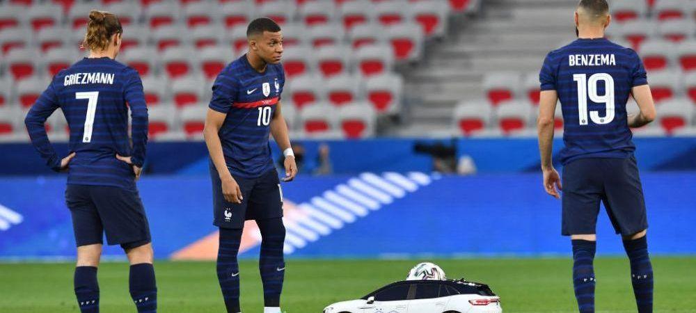 """Replica dura a lui Deschamps pentru Mourinho: """"Asa am crezut si de Tottenham!"""" Ce a spus selectionerul Frantei dupa ce portughezul a spus ca sunt favoriti la Euro"""