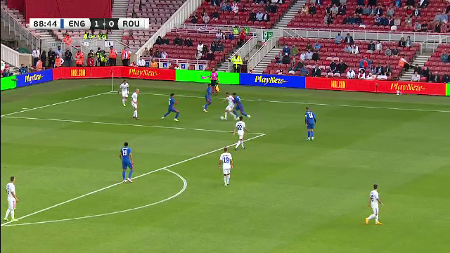 Budescu, aplaudat de tot stadionul dupa un minut de magie in Anglia! A distrus un adversar, apoi a dat o pasa de Champions League