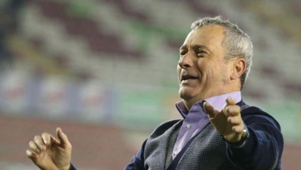"""""""Se poate!"""". Mircea Rednic știe cum poate să scape Dinamo de datorii"""