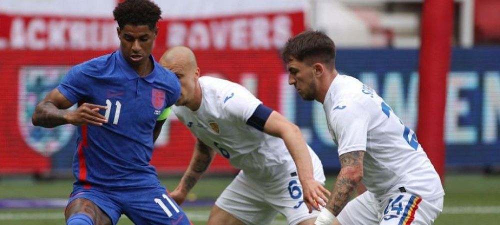 """Remarcatul lui Dumitru Dragomir in meciul cu Anglia: """"Are o vitalitate iesita din comun, centreaza bine! Se va vinde pe bani multi!"""""""