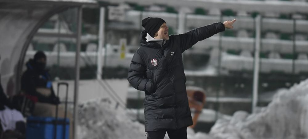 "Edi Iordanescu, primele declaratii dupa despartirea de CFR! ""E foarte greu sa preconizezi unde va ajunge echipa"""