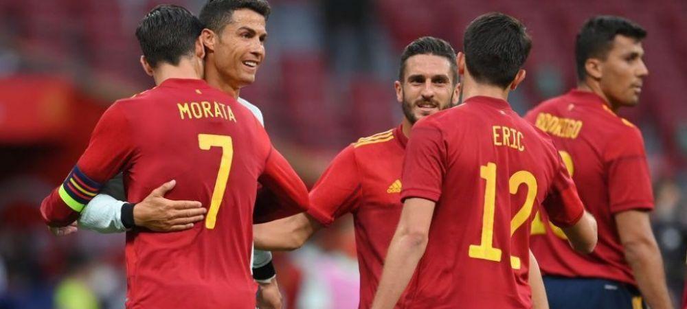 Scenariul horror prin care Spania poate pierde la masa verde primul meci cu Suedia de la Euro! Anuntul momentului
