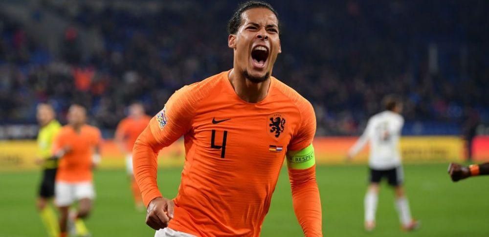 Virgil van Dijk va merge la Euro! Federatia Olandeza a luat decizia in privinta lui