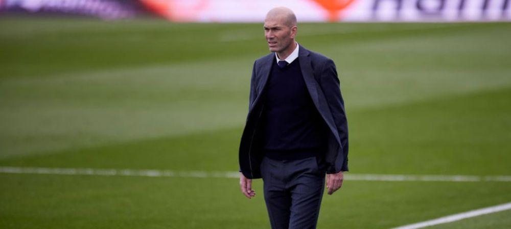 S-a aflat care este planul lui Zidane dupa plecarea de la Madrid! Ce echipa vrea pregateasca in viitor