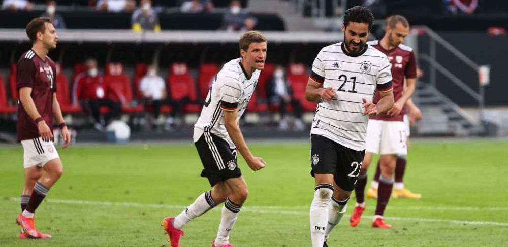 Sa vina Euro 2020! Super-executie a lui Gundogan in ultimul amical al Germaniei! A inscris un gol superb
