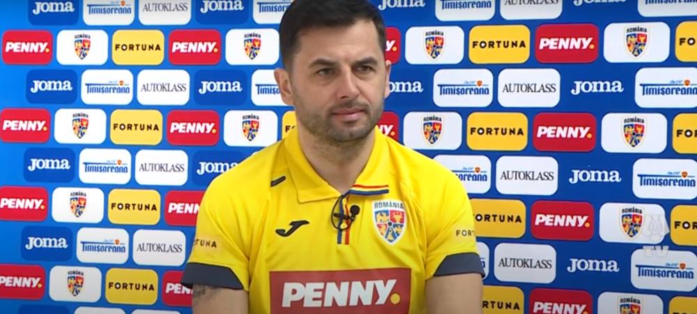 """Romania, pregatita de duelul cu Australia din al doilea amical: """"Acesta a fost un obiectiv!"""" Ce a spus Dica la conferinta"""